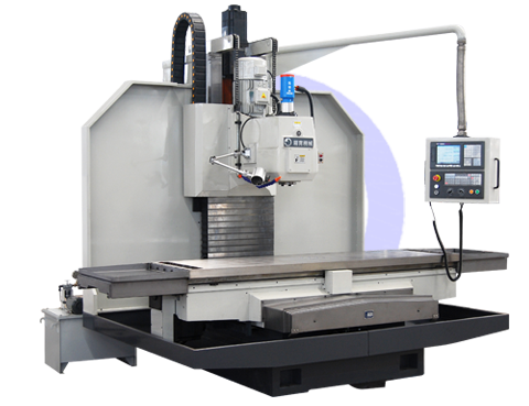 CNC reinforced milling machine